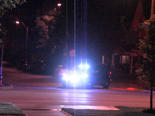 Man in custody after shooting, police standoff