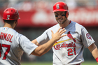 Cardinals complete sweep of Royals