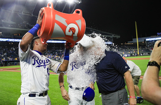 Royals celebrate much-needed home win