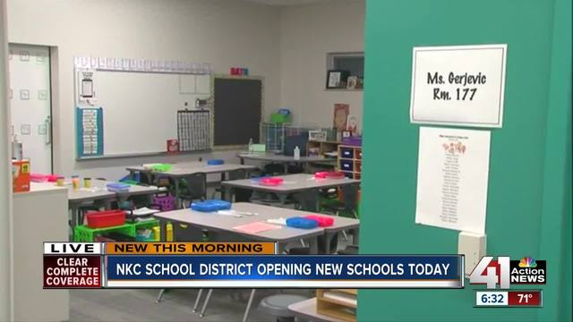 North Kansas City School District Begins New Year With Two New Elementary  Schools