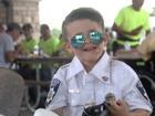 KC Our Stories: 6-year-old Capt. Oliver Davis