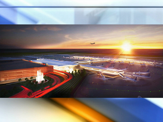 Find out the latest on the new KCI terminal
