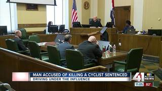 Man who killed cyclist gets 120 days in prison