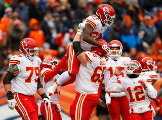 Ehinger eager for prominent role with Chiefs' OL