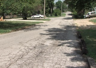 KCK residents waiting 8 years for new sidewalks