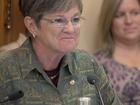 Sen. Kelly relies on experience, bipartisanship