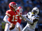 Steelers present unique challenge for Mahomes