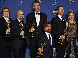 'Game of Thrones,' 'Mrs Maisel' triumph at Emmys