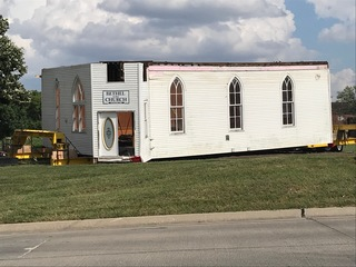 Chillicothe church moved after 150 years