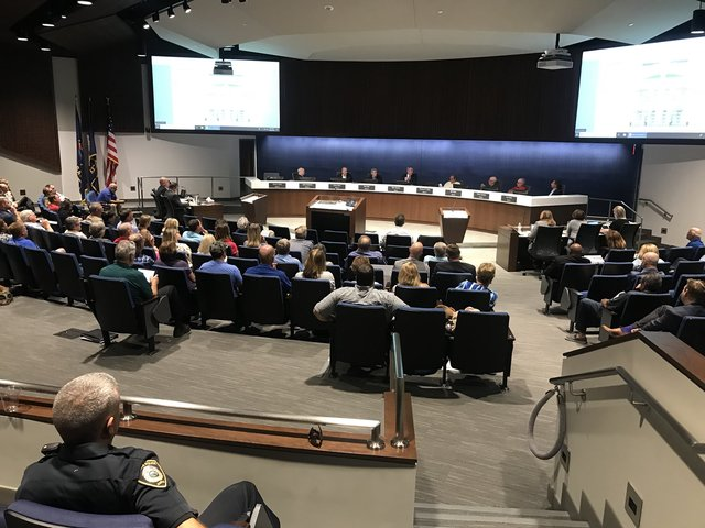Lenexa rezoning request goes down to defeat