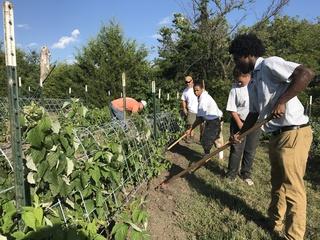 BoysGrow expands program with farm kitchen