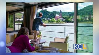Enjoy a holiday getaway with a river cruise