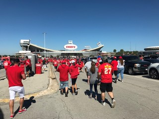 Tailgaters react to new Arrowhead Stadium policy