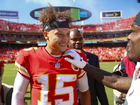 Reid thinks Mahomes could still improve