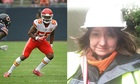 UK woman shares name with Chiefs linebacker
