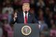 Trump celebrates Kavanaugh victory at KS rally