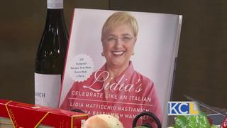 Lidia's celebrates 20 years in the Freight House