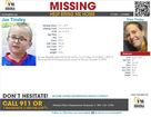 Ottawa KS police seek missing mother, child
