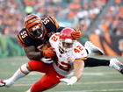 Next up: Chiefs host Bengals on Sunday night