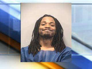 Man charged in connection to gunshots on Plaza
