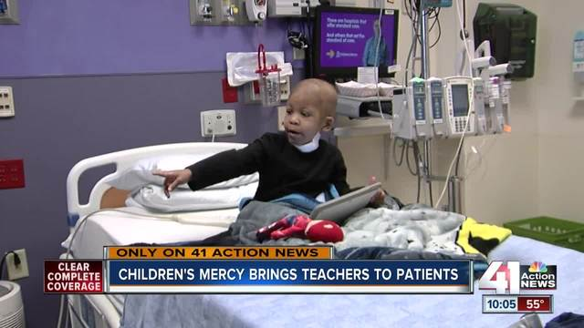 Children-s Mercy gives patients chance to learn