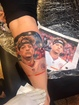 Mahomes Mania heads to the tattoo parlor