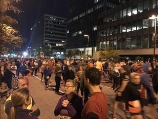 KC Marathon gets underway
