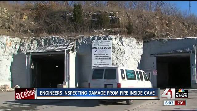 Owners fear cave fire ruined their business