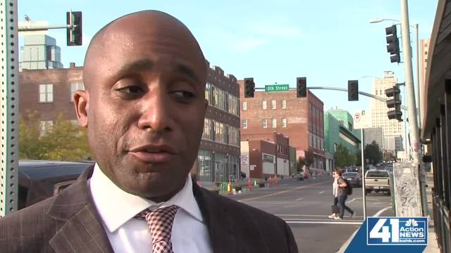 Councilman Lucas speaks out after arrest