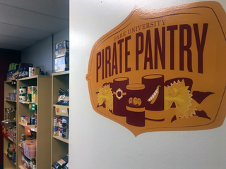 Park University opens food pantry for students