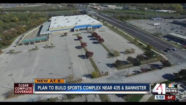 Sports complex could revitalize Bannister Road