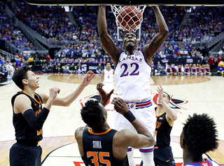 KU basketball will withhold De Sousa from games
