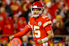 Mahomes just shy of passing Dawson's TD record