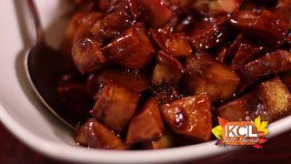 Simple, delicious fall recipe from Jasper's