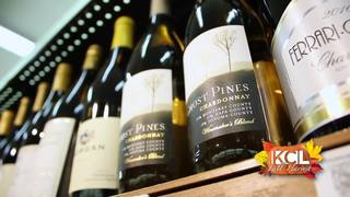 Picking out the perfect wine with a Sommelier