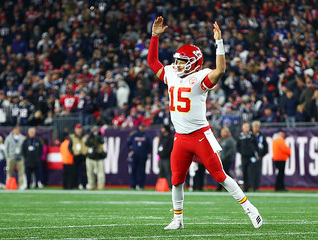 Chiefs prepare to head south of the border