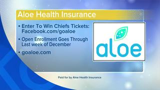 What Aloe Health Insurance can offer your family