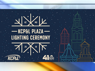 Mayor James to flip switch for Plaza lighting