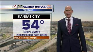 Pleasant for Friday; Snow possible this weekend
