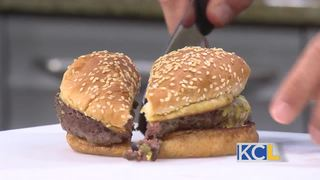 Have you tried Kansas City's number one burger?