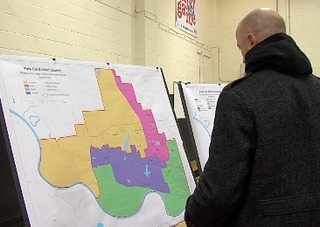Parents concerned with Park Hill redistricting