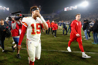 Chiefs suffer disappointing 54-51 loss to Rams
