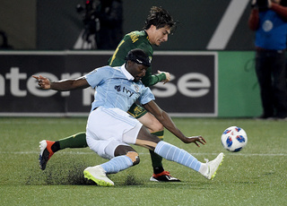Sporting Kansas City is top seed