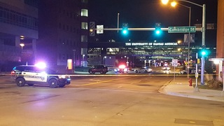 Shooting at hospital raises security questions