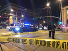 Police: Plaza shooting may have been random