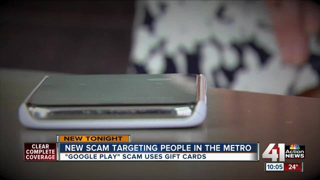 Johnson County couple target by fake-check scam