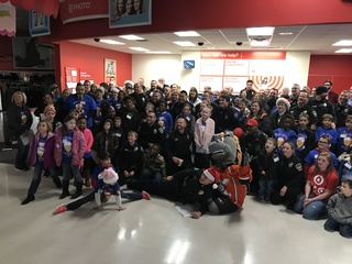 Kids, officers relish chance to Shop With A Cop