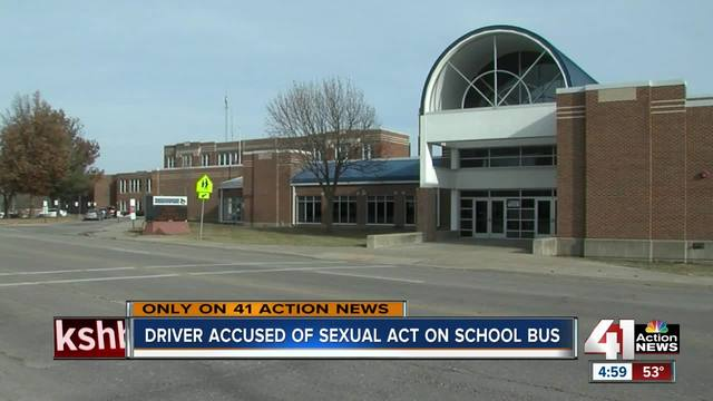 Parent Raytown School Bus Driver Watched Porn With Teen -5903