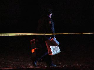 Man dead from gunshot wound found in car